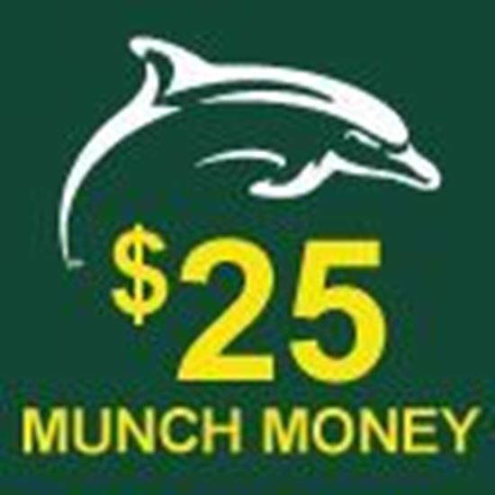 Picture of $25 Munch Money